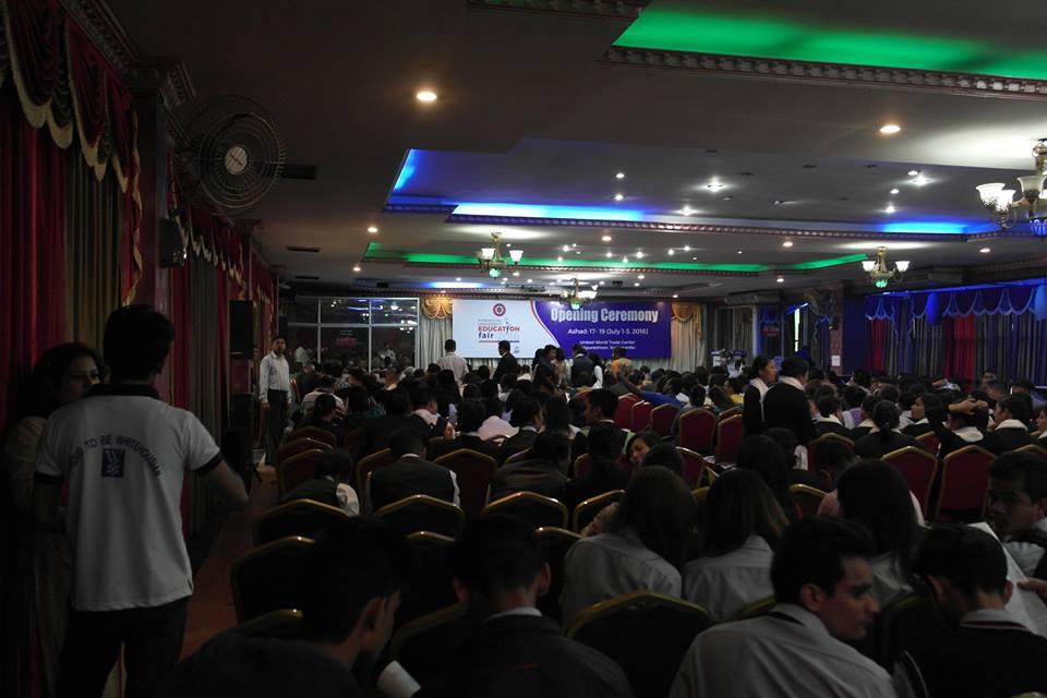 edu fair nepal
