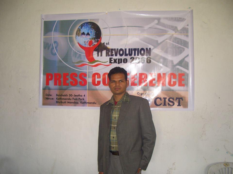 ict journalist kathmandu