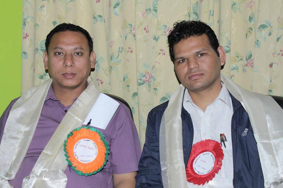 ict journalist nepal