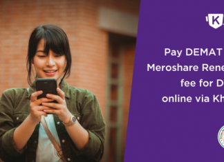 Deevyaa Securities Partners with Khalti to Enable Demat and MeroShare Renewal Fee Payments to Its Customers