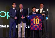 OPPO and FC Barcelona Renew Successful Partnership