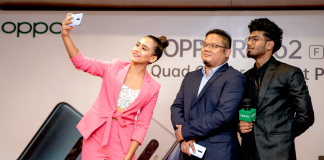 OPPO Launches Reno2 F in Nepal