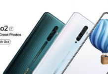 Oppo Reno 2F will launch in Nepal on 16th Oct