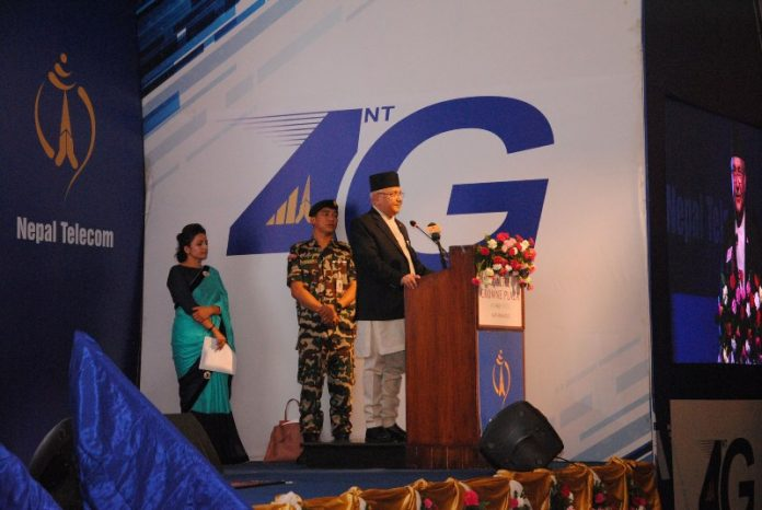 PM to inaugurate Nepal Telecom's 4G soft launch