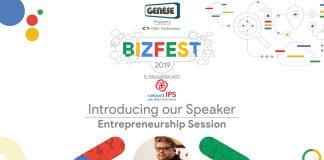 Google Business Group Kathmandu Bizfest 2019