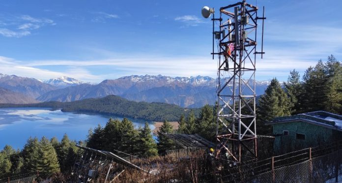 Nepal Telecom launches 4G in Rara Lake