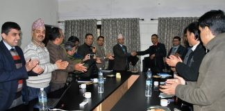 Agreement Between Nepal Telecom And Telecommunications