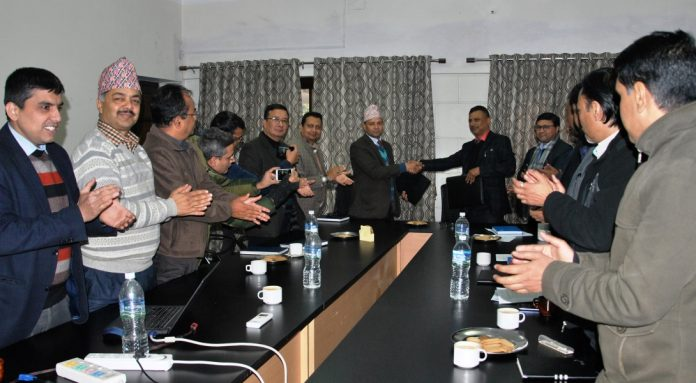 Agreement Between Nepal Telecom And Telecommunications