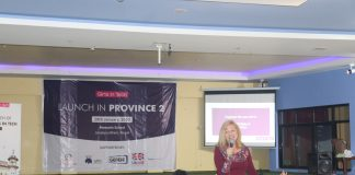 Girls in Tech Nepal launched In Janakpur