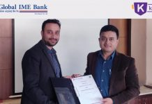 Global IME-Khalti partnership for digital payment in Nepal