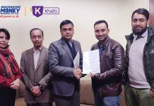 Khalti-Bhatbhateni partnership