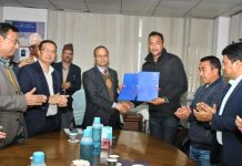 Khadka appointed brand ambassador of Nepal Telecom