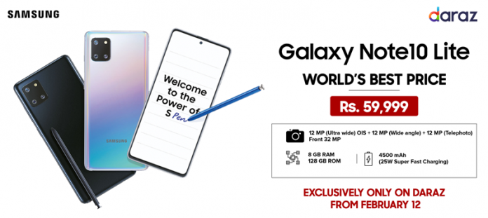 Daraz's Samsung online store has all the new and latest 2020 Samsung products