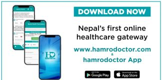 Online Healthcare Service Provider from Nepal