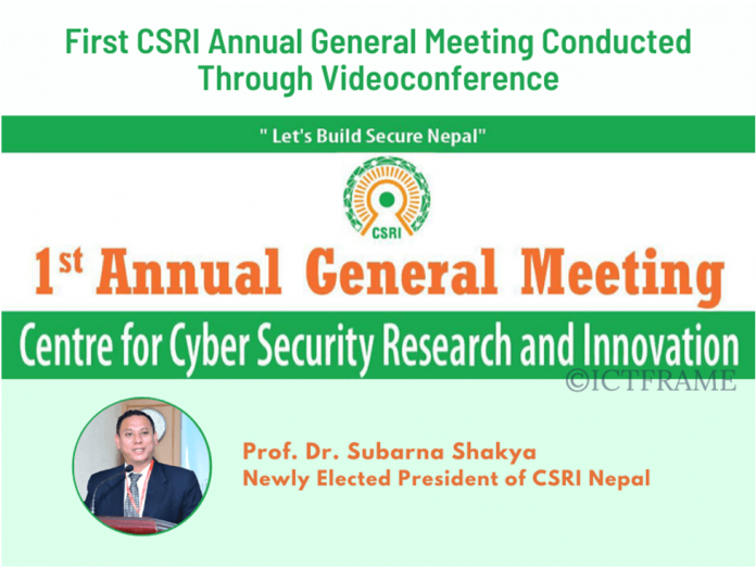 President of Center For Cyber Security Innovation