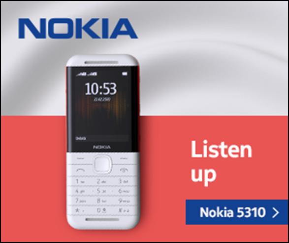 Nokia 5310 Specifications