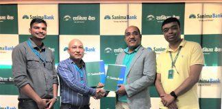 Sanima Bank Signed IMS Group