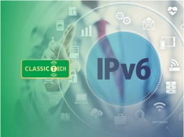 Classic Tech Ahead in the Use of IPv6