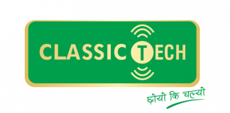 Classic Tech's Internet recharge offer