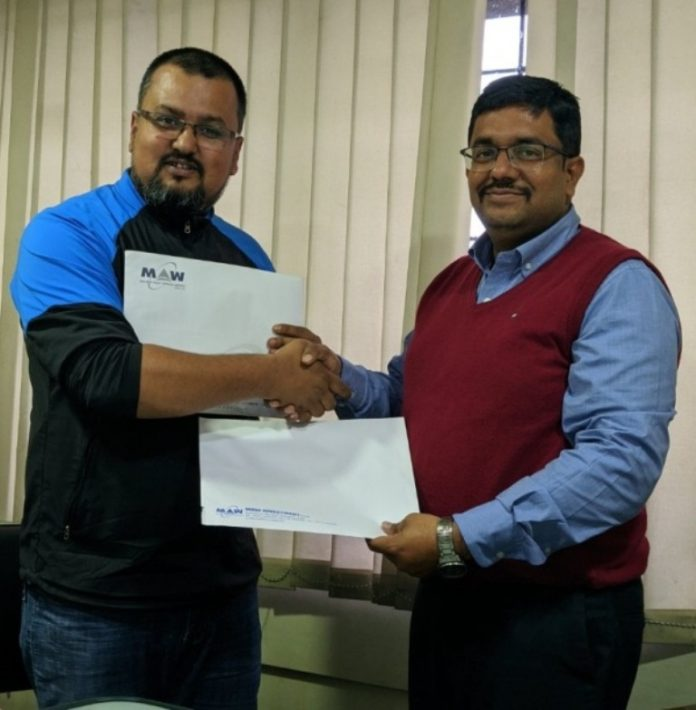 MAW Investment MoU With SB Solutions