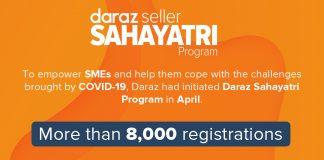 Daraz Seller Sahayatri