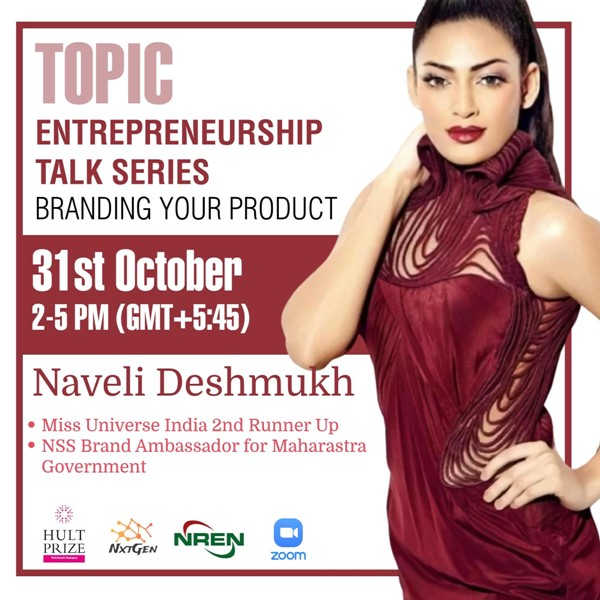 Entrepreneurship Talk Series Nepal