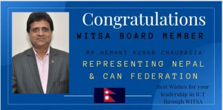 Board of Director of WITSA