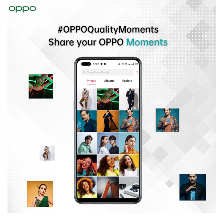 Oppo Quality campaign