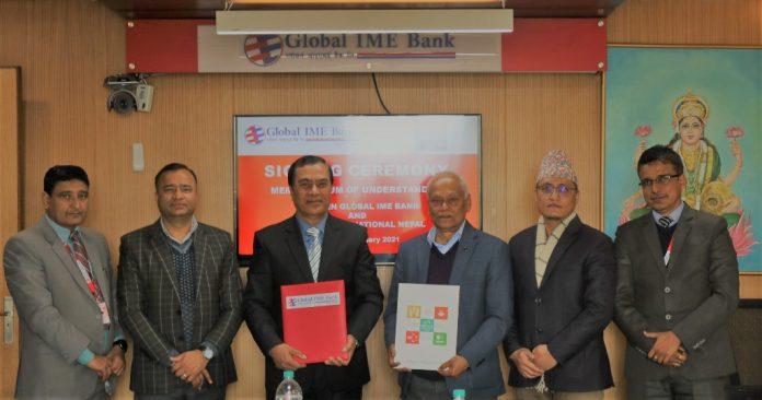 Global IME Bank and Heifer International Nepal