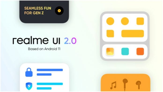 realme UI 2.0 on Android 11
