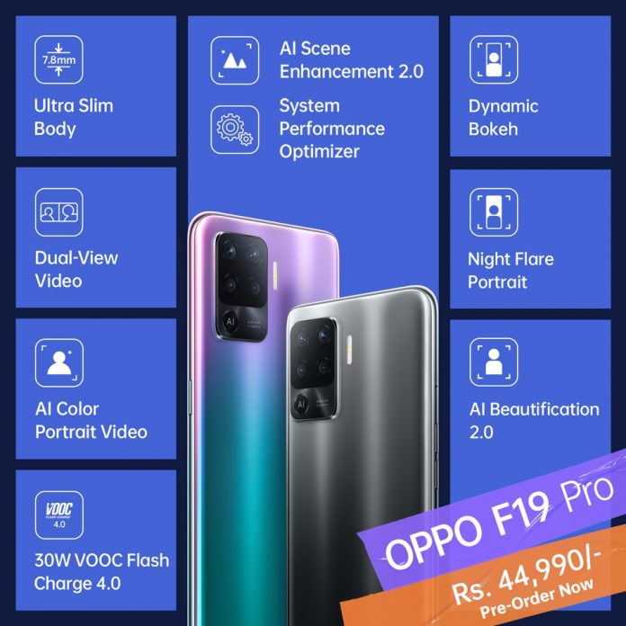OPPO-F19-Order