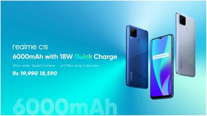 Realme C15 Price Nepal