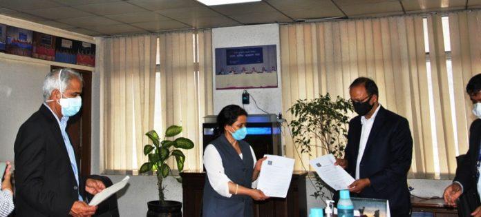 Nepal Telecom Healthcare Worker