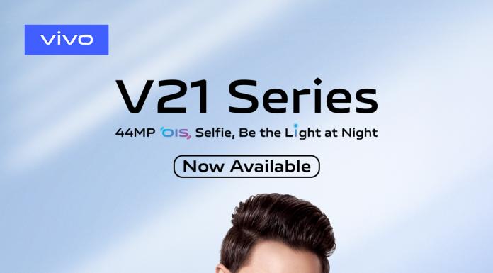 Vivo V21 Price